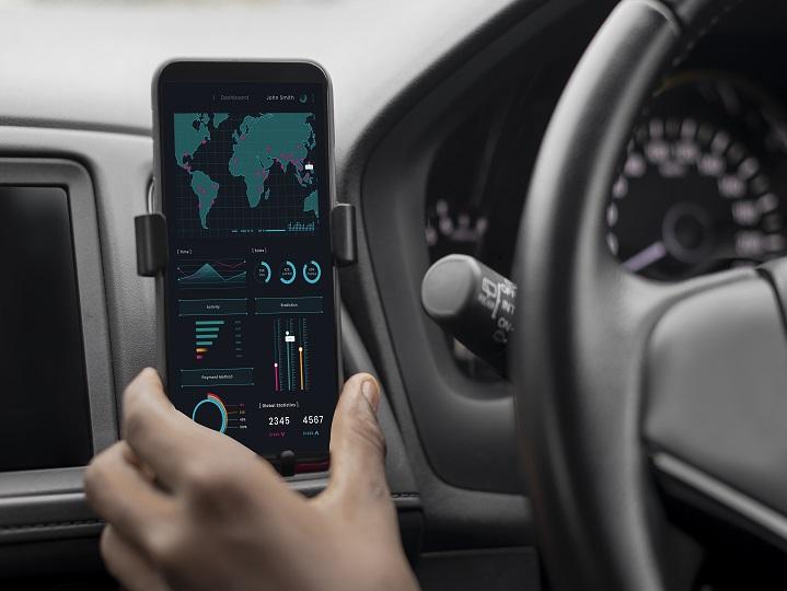 telematics phone device data